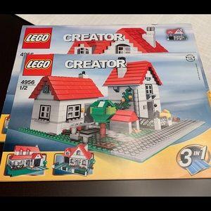 Lego Other - LEGO Creator 4956